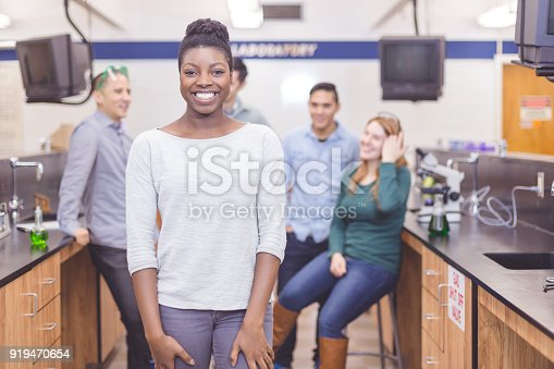129300487 istock photo High School Science Lab Experiments 919470654