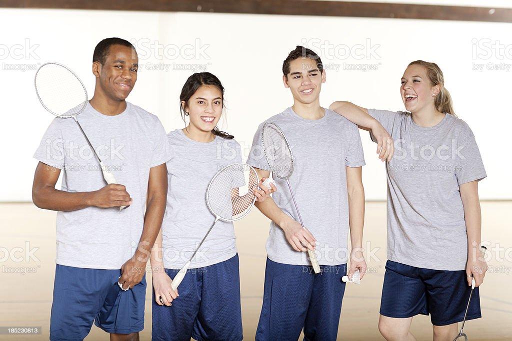 High school sports royalty-free stock photo
