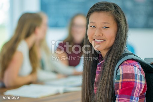 istock High School Student 802910328