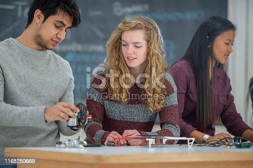 682285818 istock photo High school students 1168250669