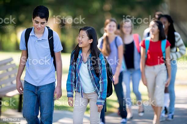 High school students walking to class picture id494754014?b=1&k=6&m=494754014&s=612x612&h=eyt8j xclbbm9gtmwmc6pl3ihaww6wnzfn2nv7ufo8w=