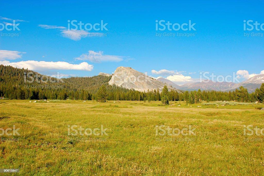 High Sierra royalty-free stock photo