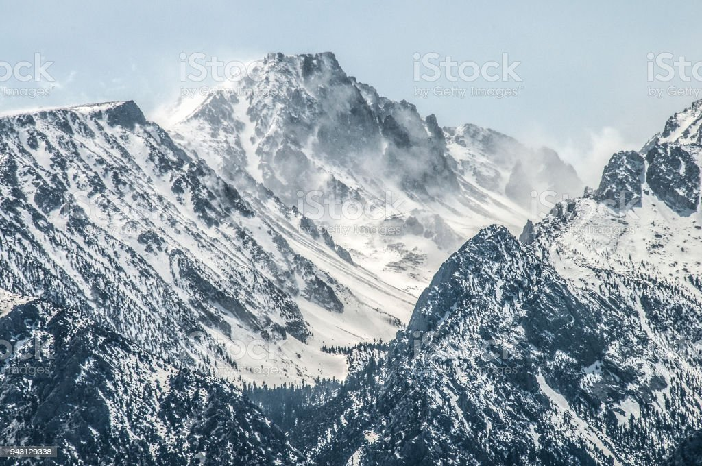 High Sierra Spring Stock Photo - Download Image Now - iStock