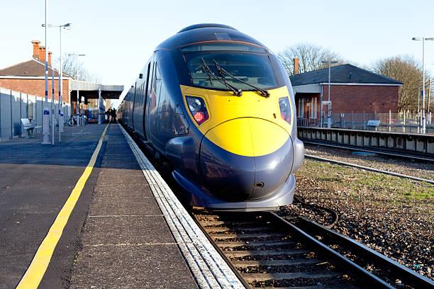 High speed electric train