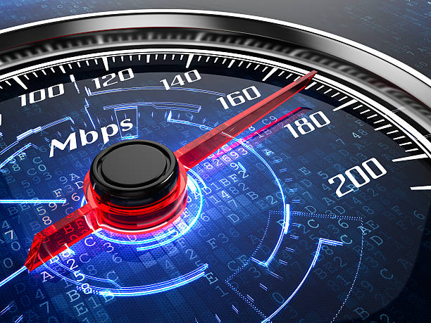 High speed internet connection concept High speed internet connection concept slow motion stock pictures, royalty-free photos & images