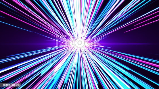 1089201306 istock photo High Speed lights Tunnel motion trails 1088910310