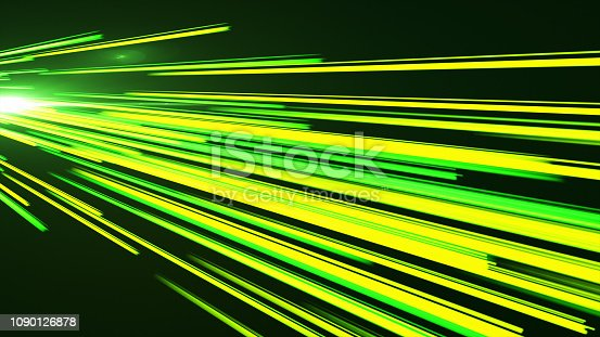 1089201306 istock photo High Speed lights Tunnel motion trails 1090126878
