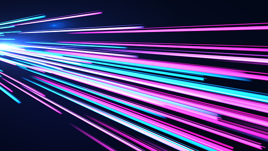 1089201306 istock photo High Speed lights Tunnel motion trails 1090126942