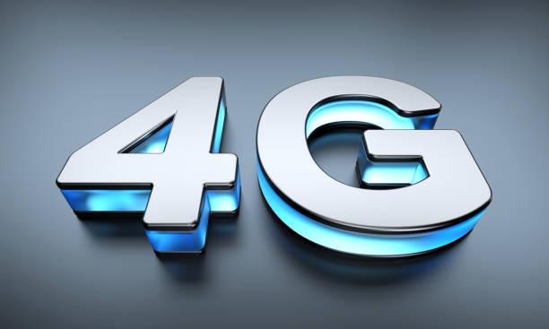 4g. high speed mobile web technology. - 4g foto e immagini stock