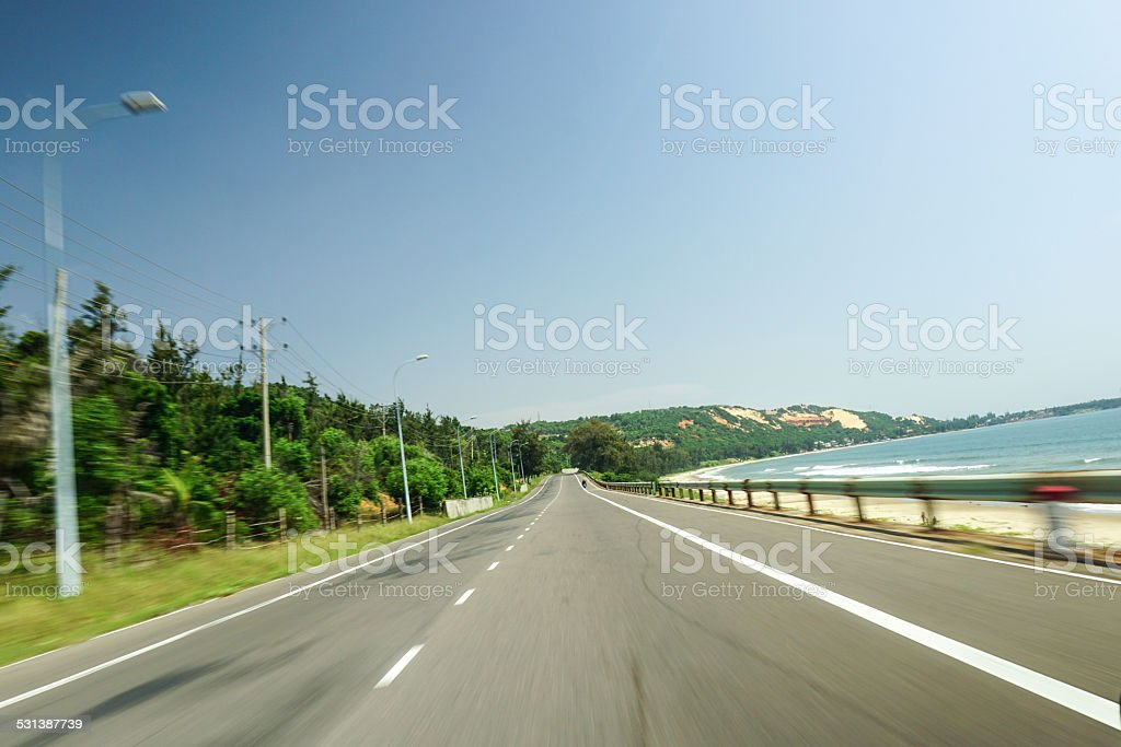 high speed stock photo