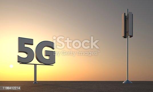 1152653473 istock photo 5G high speed technology symbol 1199412214