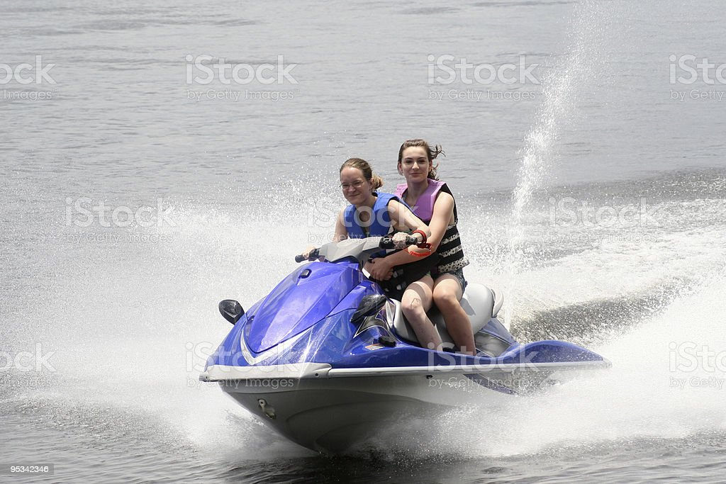 High Speed Tour royalty-free stock photo