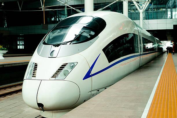 High Speed Train of China - XLarge