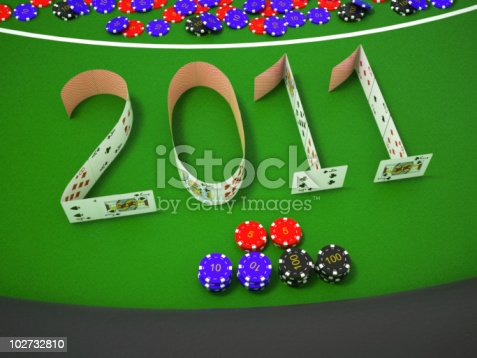 istock High Stakes 2011 102732810