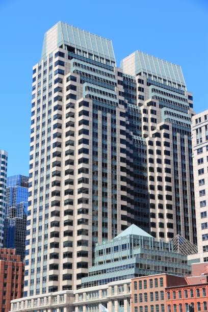 125 high street - morgan stanley stock-fotos und bilder
