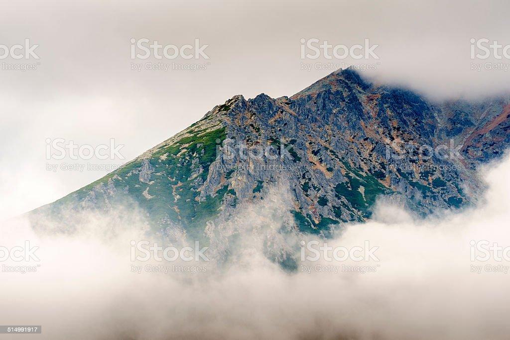 high tatra, vysoke tatry stock photo