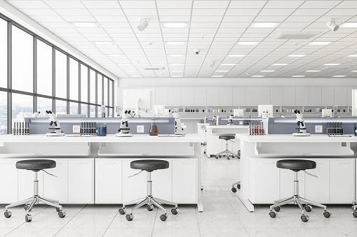 High Tech Laboratory