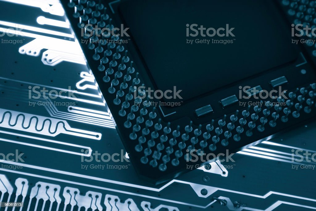 High Tech royalty-free stock photo