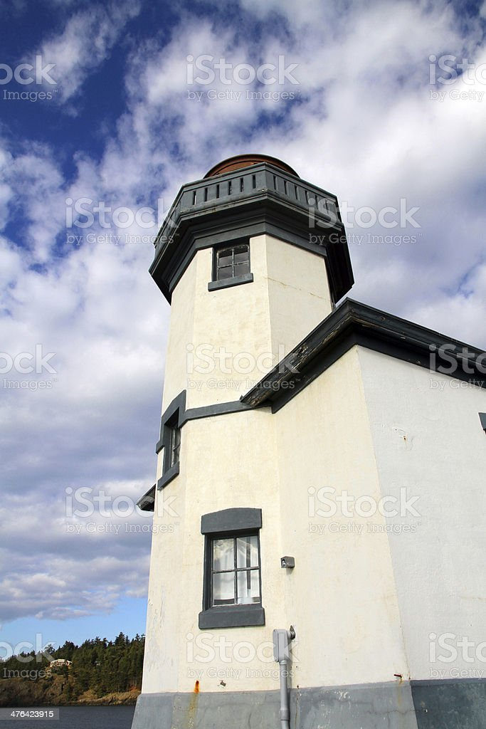 High Tower of Warning royalty-free stock photo
