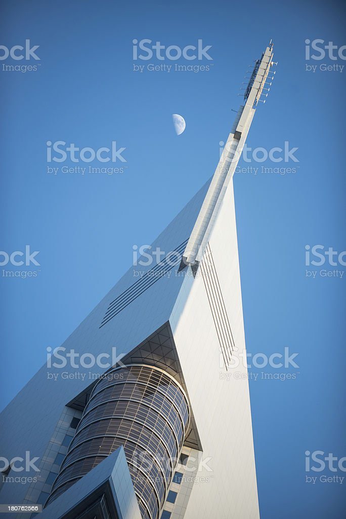 High Tower stock photo