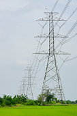 Generator, Power Line, Air Pollution, Architecture