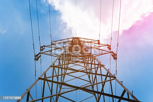 USA, Power Line, Electricity, Fuel and Power Generation, Electricity Pylon