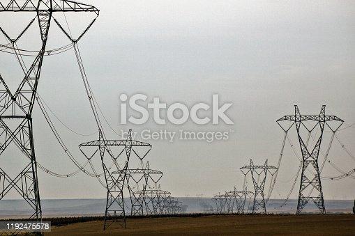 600401714istockphoto High Voltage Power Lines 1192475578