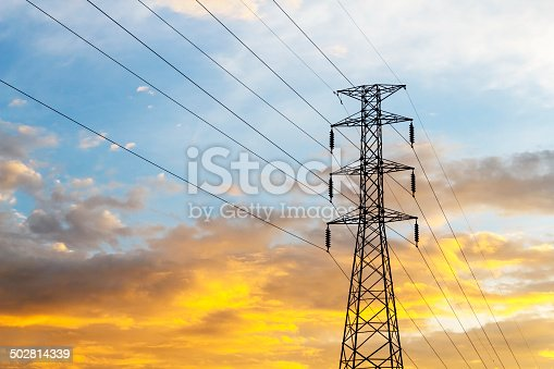 istock High voltage power lines 502814339