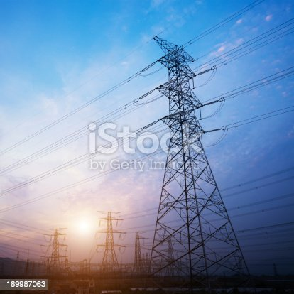 istock High voltage tower Electricity Pylon 169987063