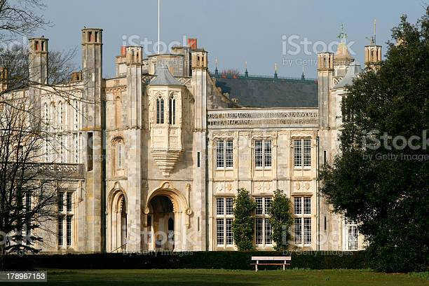 Highcliffe Castle Stock Photo - Download Image Now