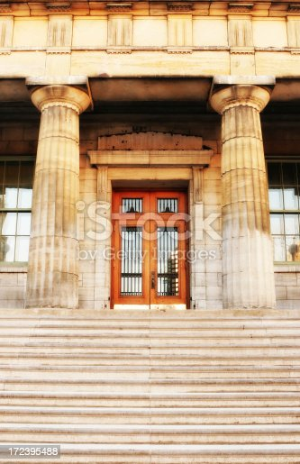 istock Higher Society Building Entrance 172395488