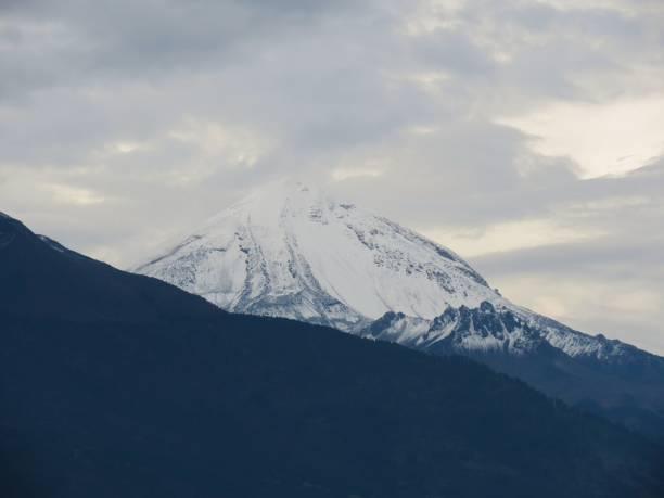 Highest mountain in Mexico Pico de Orizaba Highest mountain in Mexico orizaba stock pictures, royalty-free photos & images