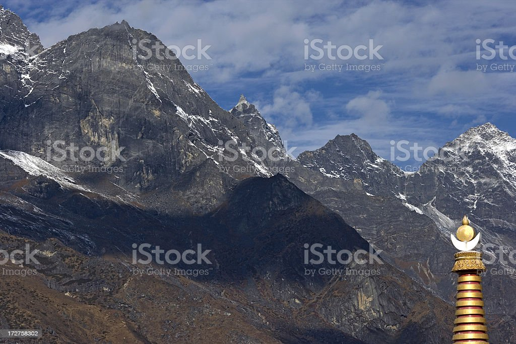 highest place royalty-free stock photo