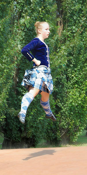 98 Highland Dancing Stock Photos Pictures Royalty Free Images Istock