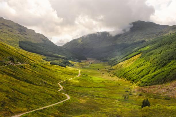 Highlands in Schottland – Foto