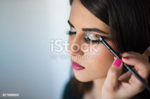 istock Highlighting And Contouring 827688650