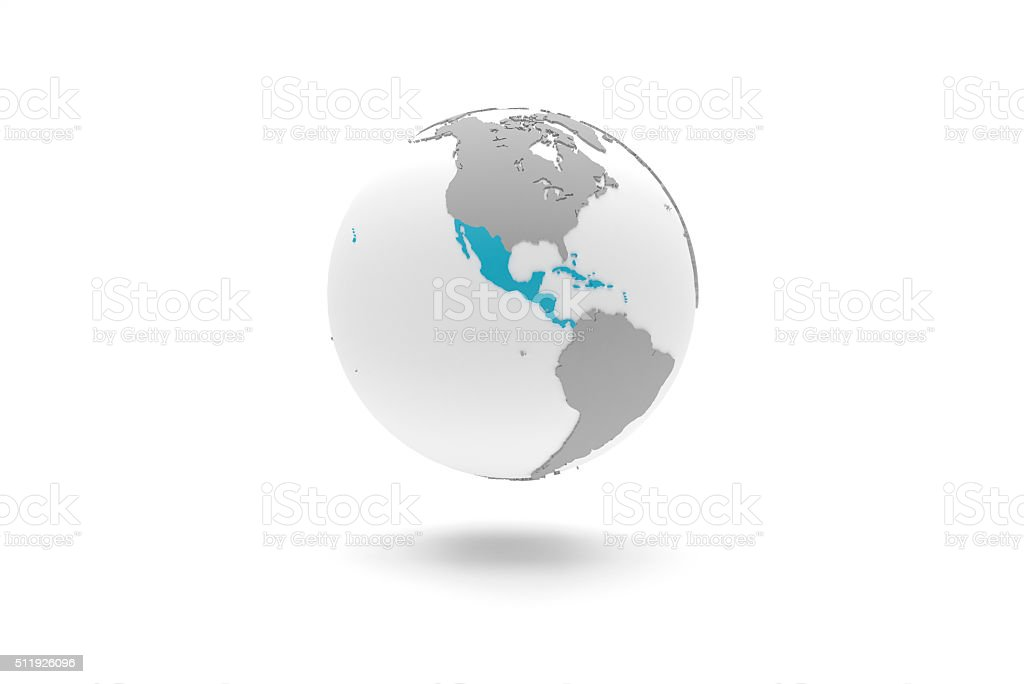 Highly detailed 3d planet earth globe caribbean stock photo istock highly detailed 3d planet earth globe caribbean royalty free stock photo gumiabroncs Image collections