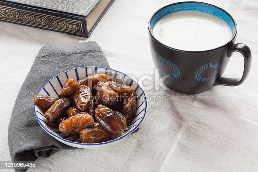 1215965415 istock photo Highly nutritious food for Ramadan stills. 1215965435