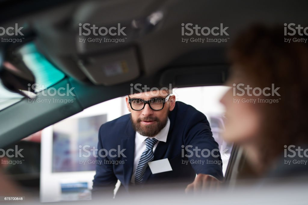 I highly recommend this car stock photo