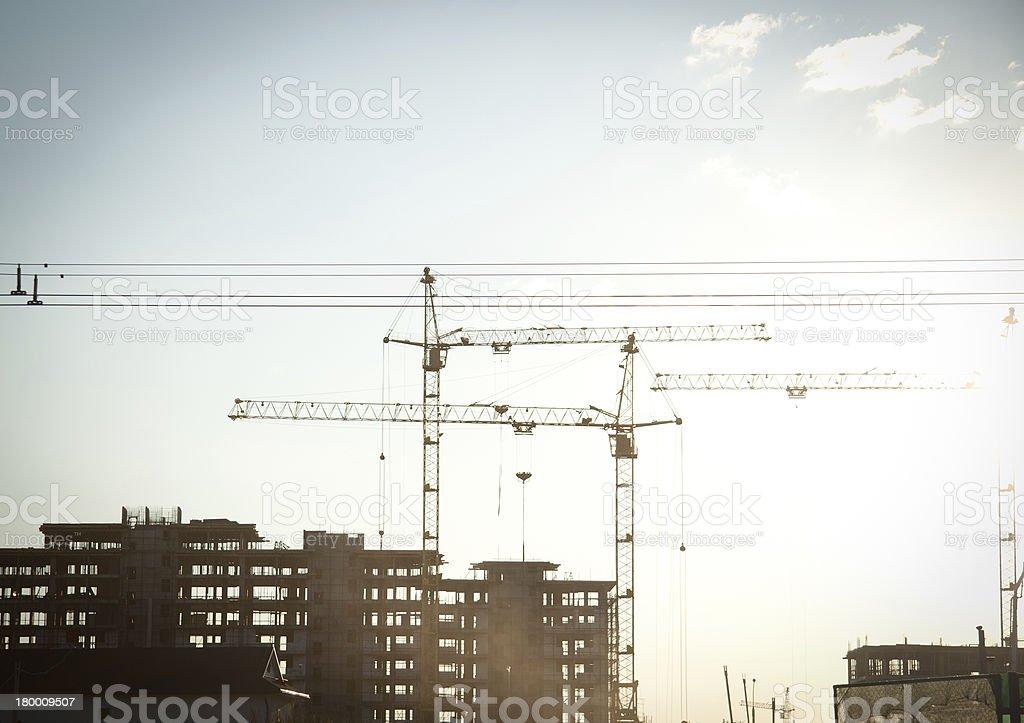 고층 빌딩 royalty-free 스톡 사진