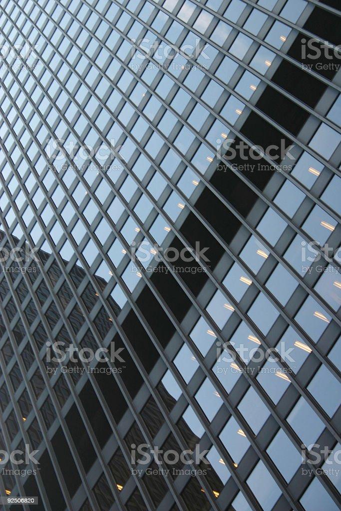 highrise royalty-free stock photo