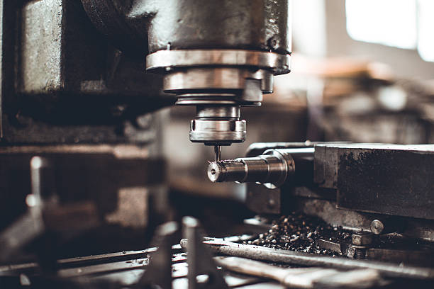 High-speed drill machine - Photo