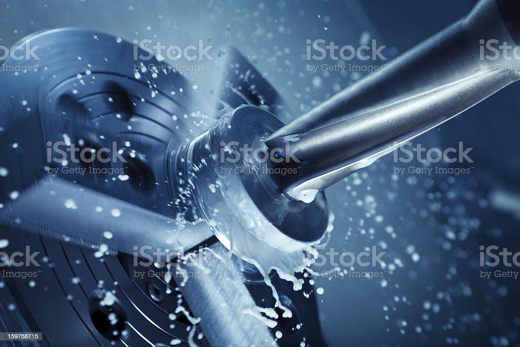 High-speed-Baumwolldrillich. - Lizenzfrei Ausrüstung und Geräte Stock-Foto