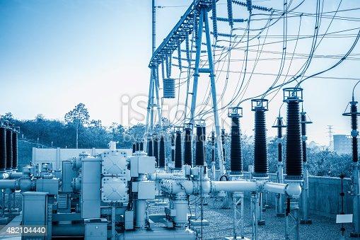 istock high-voltage substation 482104440