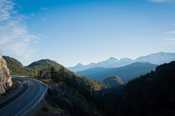 highway 99 british columbia - british columbia stock photos and pictures
