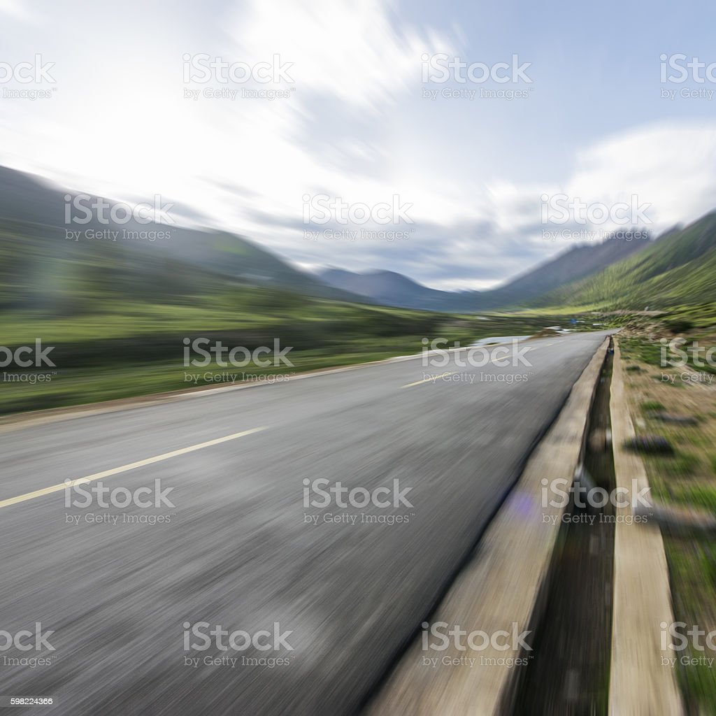 A Highway fundo foto royalty-free