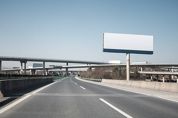 Autobahn-Plakat – Foto