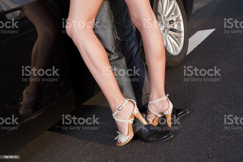 Highway dating stock photo