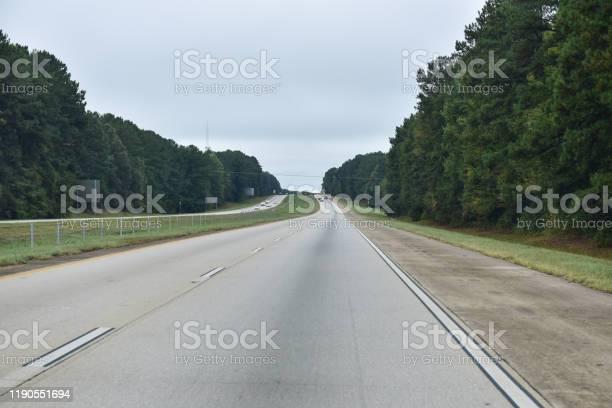 Highway in Georgia