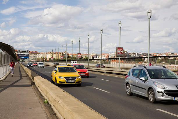 Highway in Prag – Foto